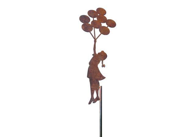 ornamenti-decorazioni giardino con stelo in corten2