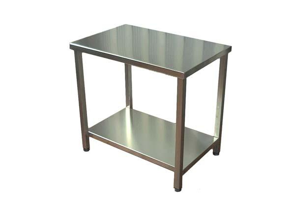 Tavoli in acciaio mancabelli craft and design - Tavoli in acciaio inox ...
