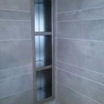nicchia a muro in acciaio inossidabile 1